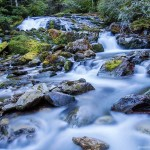 Landscape Photography - Lazy River - Mount Rainier National Park, Washington, USA
