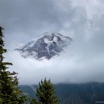 Landscape Photography - The North Face of Mount Rainier - Mount Rainier National Park, Washington, USA