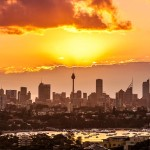 Landscape Photography - Vaucluse Sunset - Sydney, New South Wales, Australia