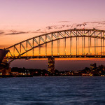 Landscape Photography - Harbour Bridge and the Opera House - Sydney, New South Wales, Australia
