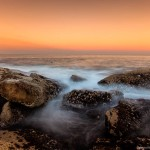 Landscape Photography - Coogee Beach Sunset - Sydney, New South Wales, Australia