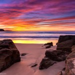 Landscape Photography - Freshwater Beach Sunrise - Sydney, New South Wales, Australia