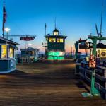 Landscape Photography - Catalina Pier - Santa Catalina Island, California, USA
