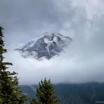 Landscape Photography - The North Face of Mount Rainier - Mount Rainier National Park, Washington, USA