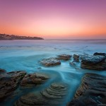 Landscape Photography - Bronte Beach Sunset - Sydney, New South Wales, Australia