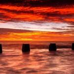 Landscape Photography - Coogee Beach Sunrise - Sydney, New South Wales, Australia