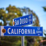 San Diego, California!